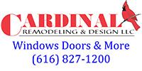 Website for Cardinal Remodeling & Design