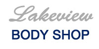 Website for Lakeview Body Shop
