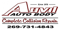 Website for Auvil Autobody, Inc.
