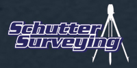 Website for Schutter Surveying, PLLC