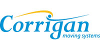 Website for Corrigan Moving Systems