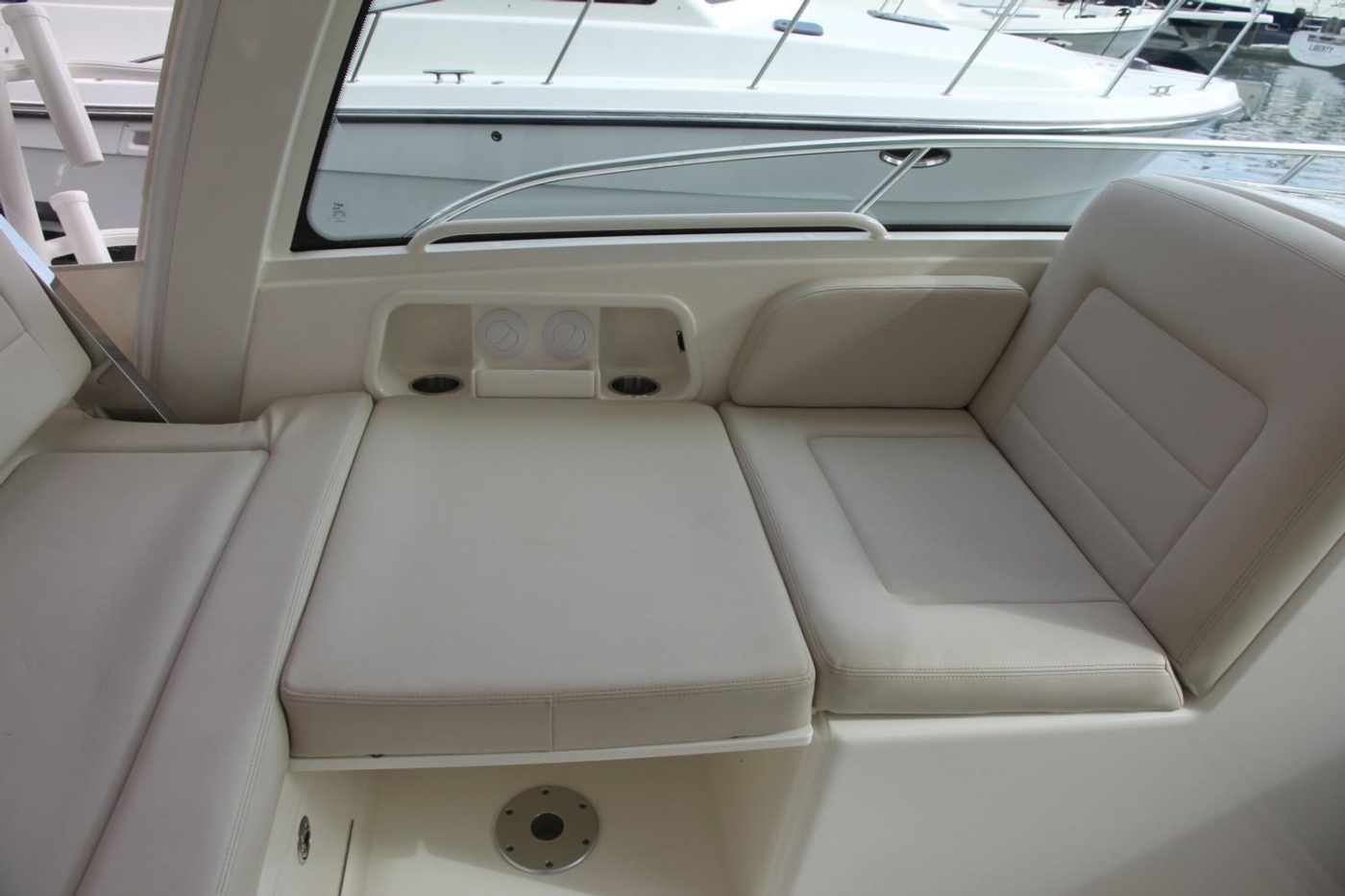 2017 Boston Whaler 345 Conquest, Dinette Lounge or Berth Insert