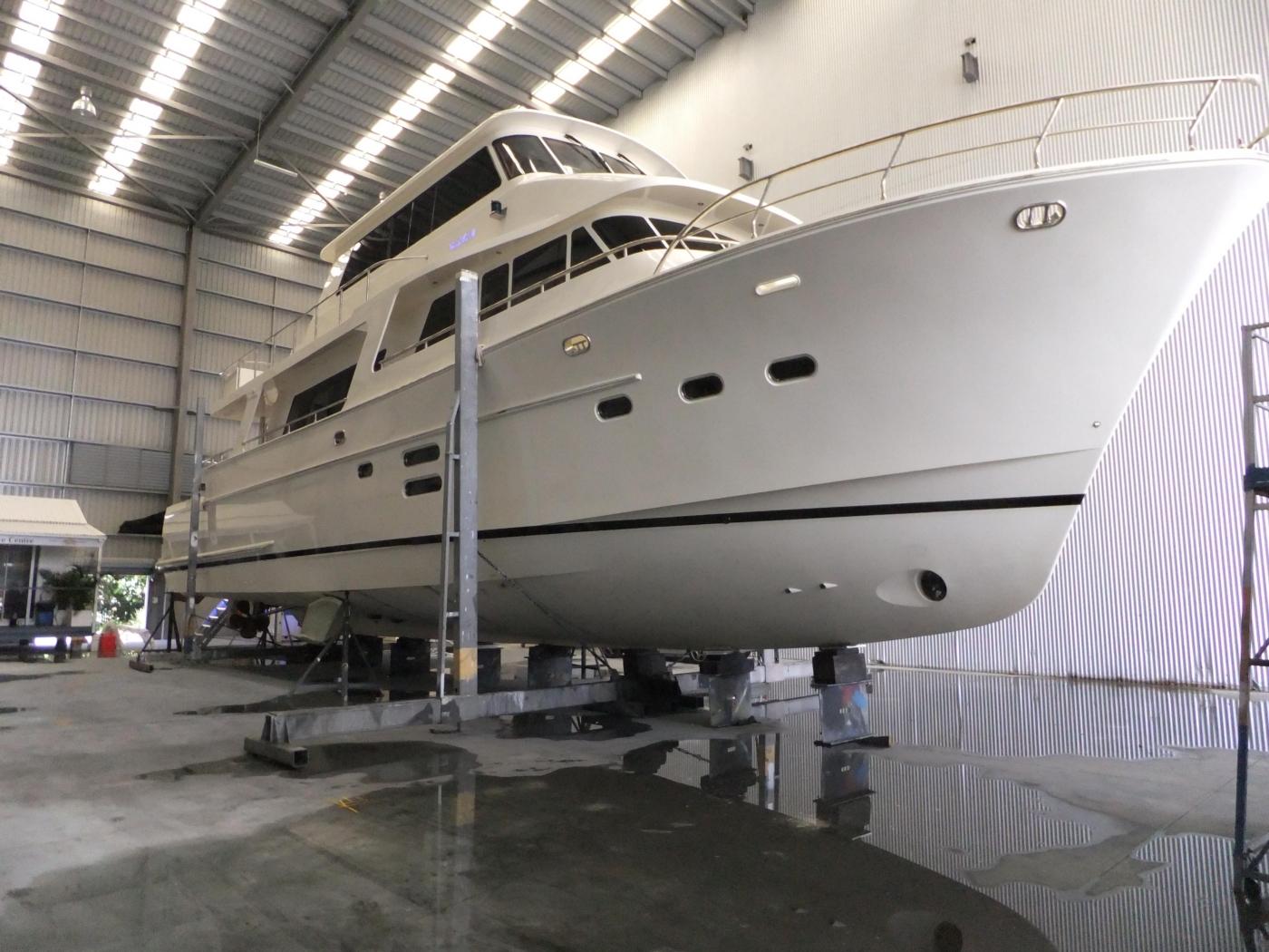 2011 Hampton 75 Endurance LRC, Pre-launch