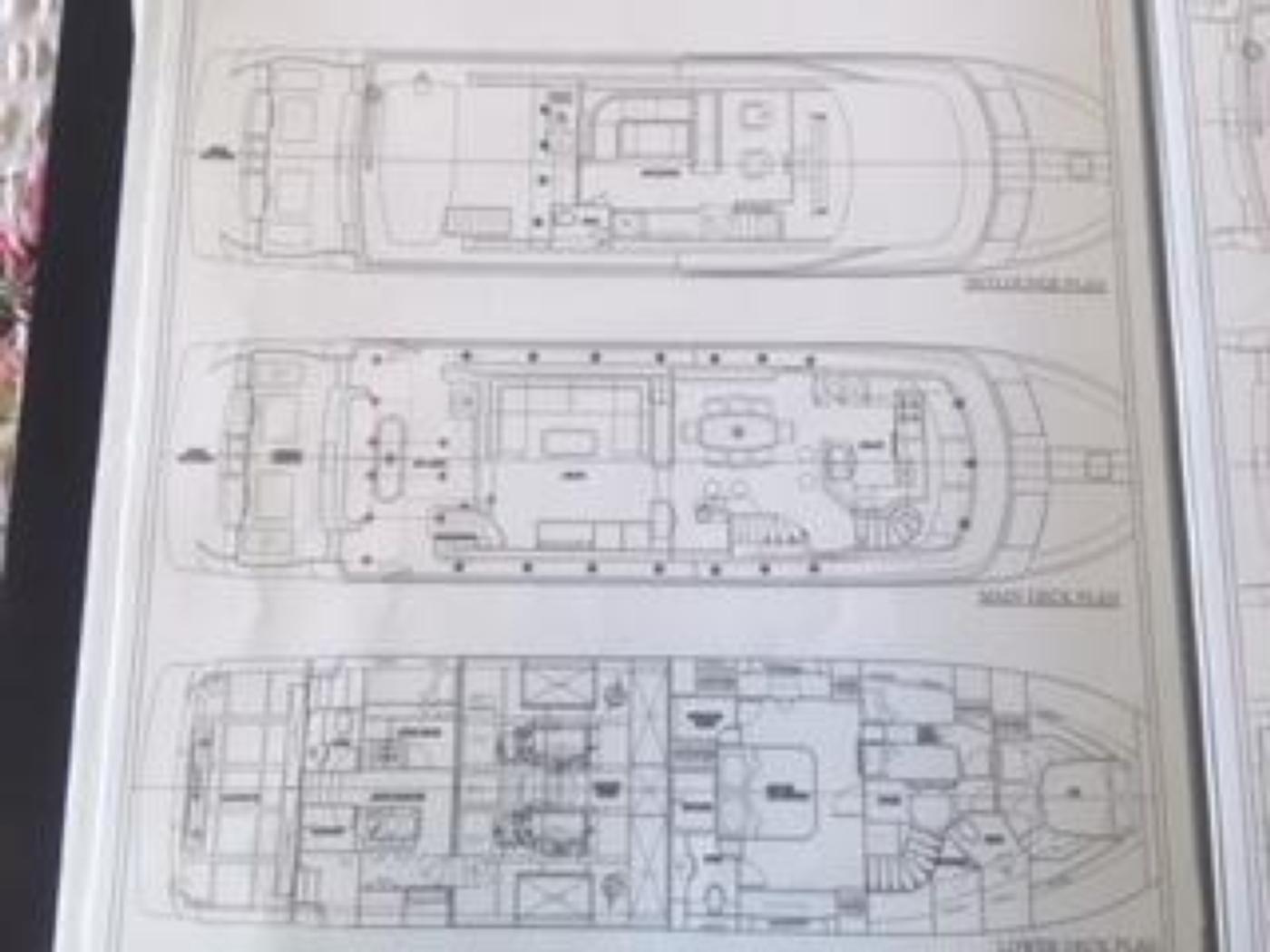 2011 Hampton 75 Endurance LRC, Drawings
