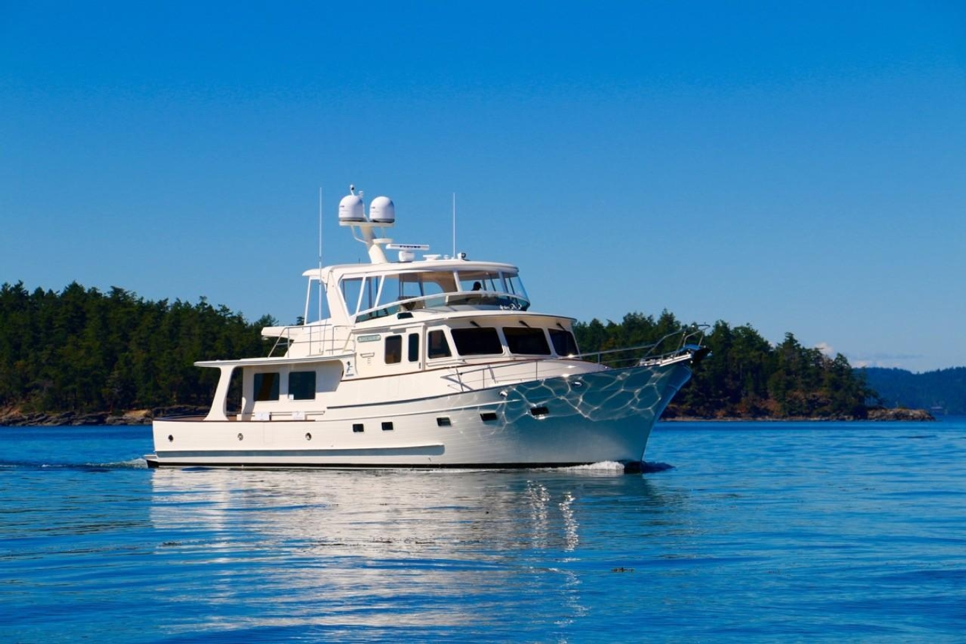 2020 Fleming 65 Pilothouse In Stock,