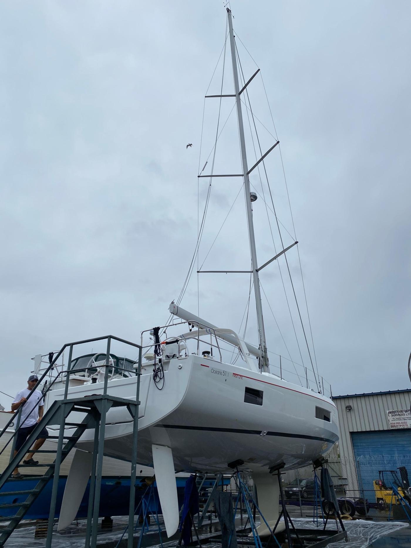 2021 Beneteau Oceanis 51.1,