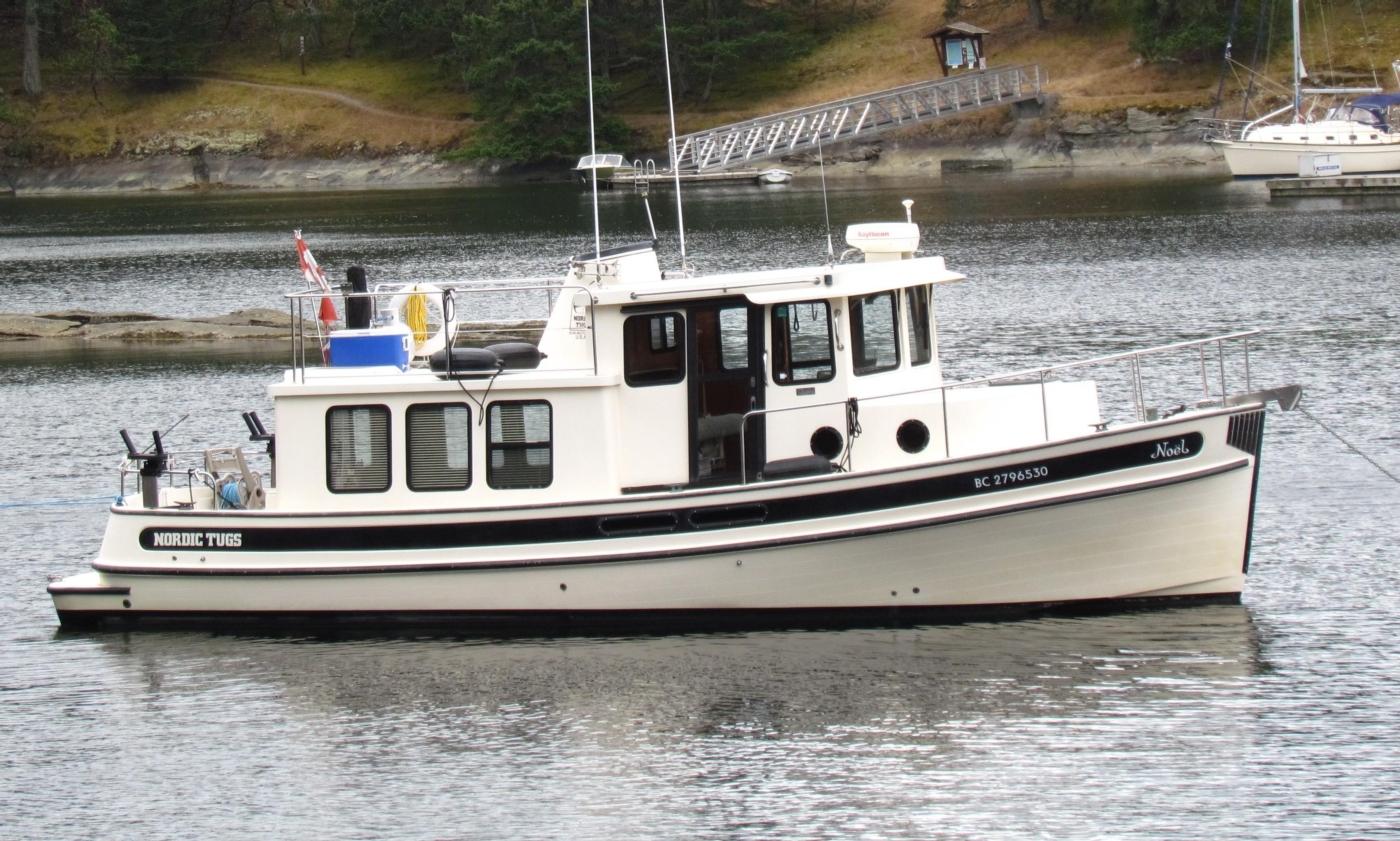 1999 Nordic Tugs 32,