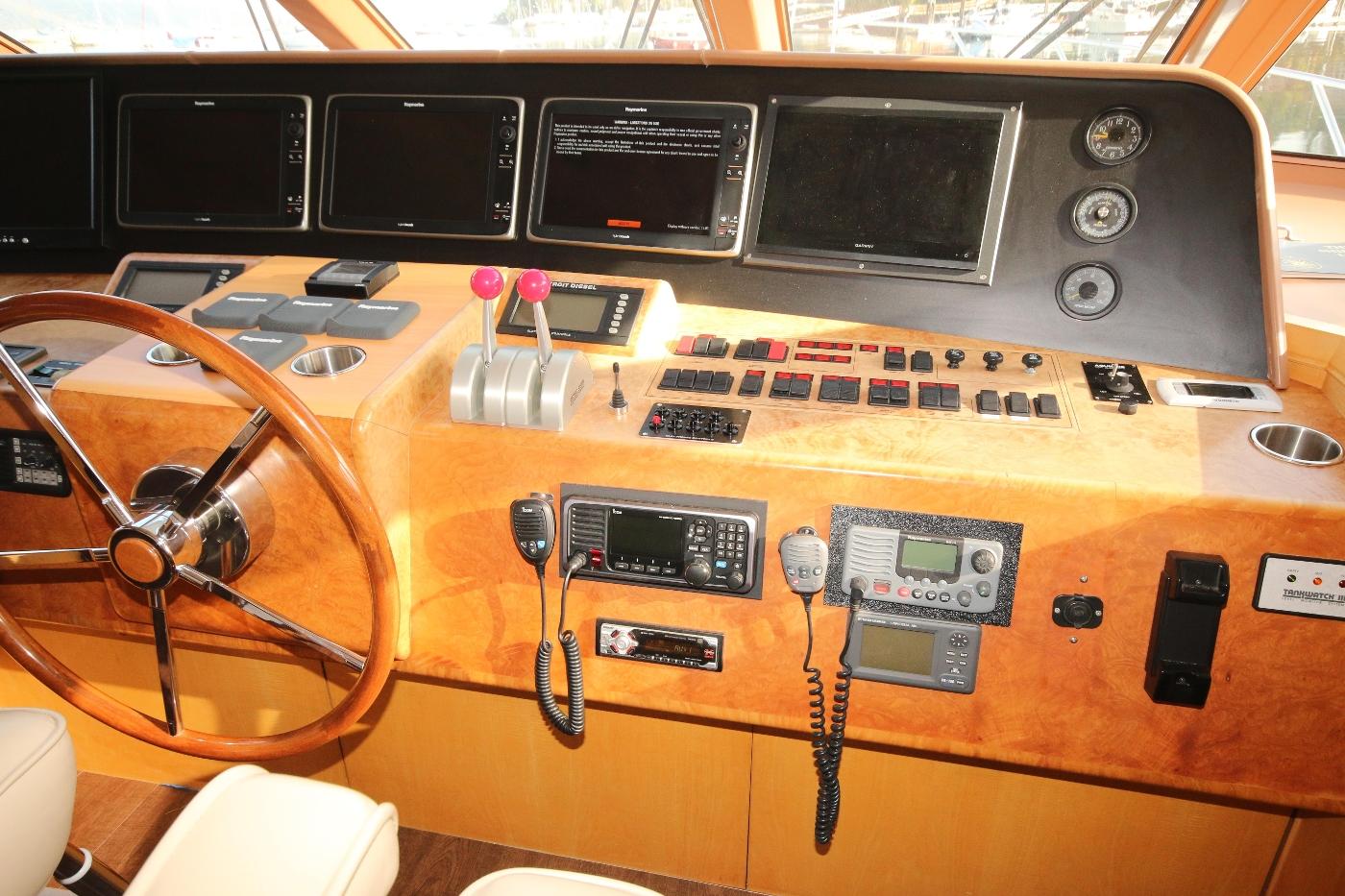 1997 Nordlund Motoryacht,