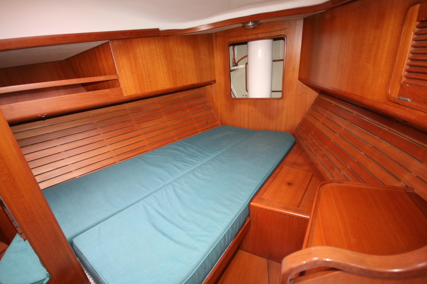 1996 Tanton 45 Offshore, Fore Cabin