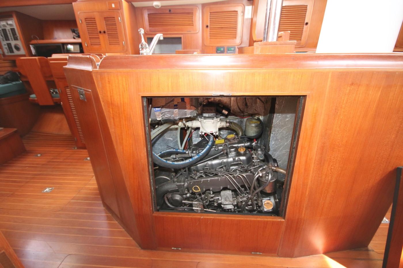 1996 Tanton 45 Offshore, Yanmar