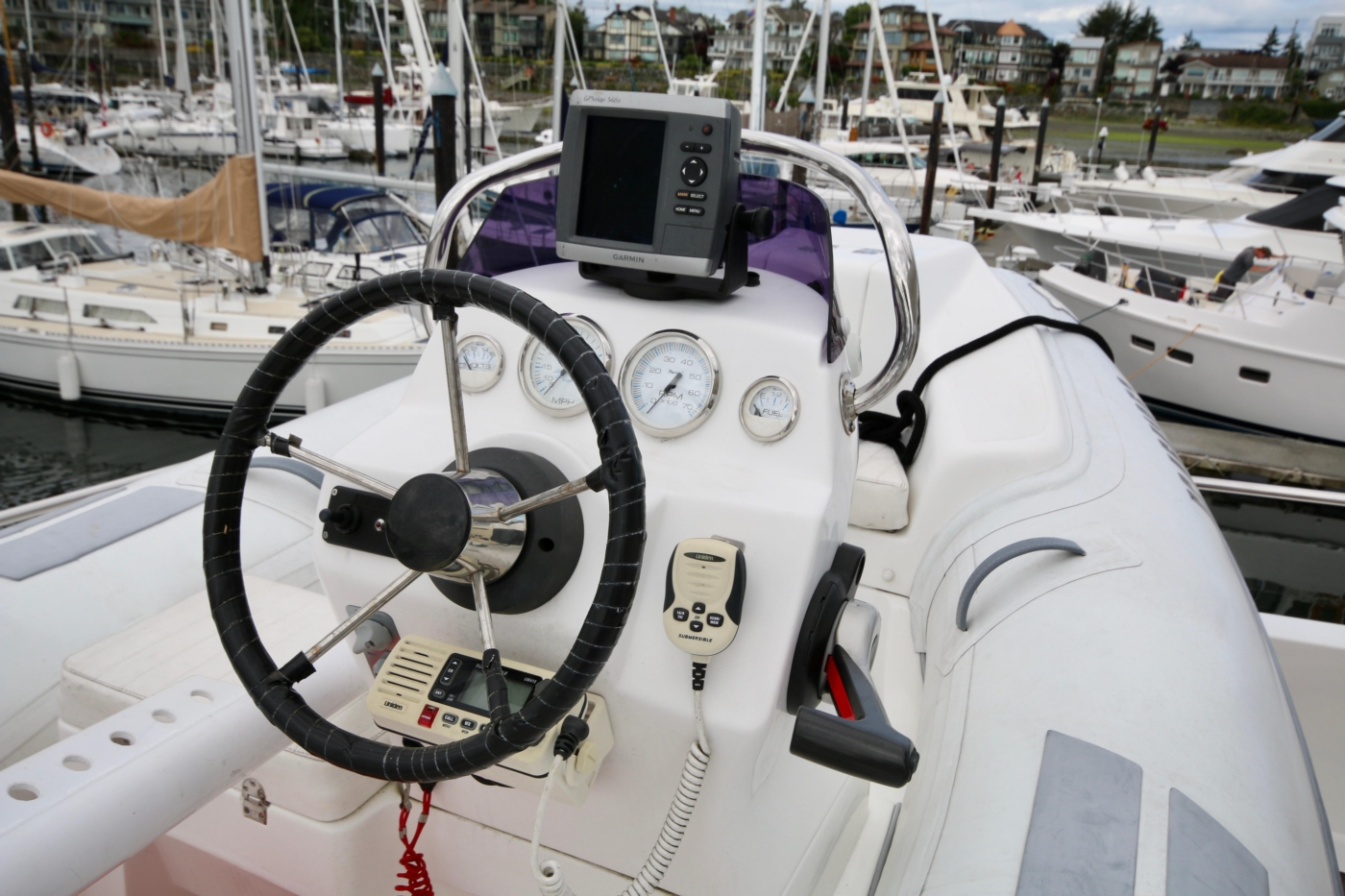 2002 Monte Fino 68, Well-Equipped Caribe 14' Tender