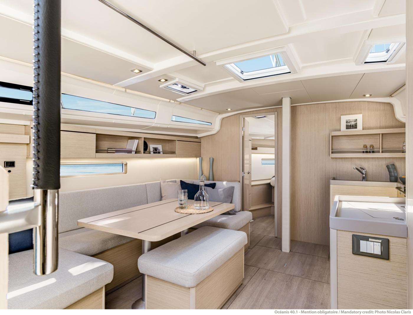 2021 Beneteau Oceanis 40.1,