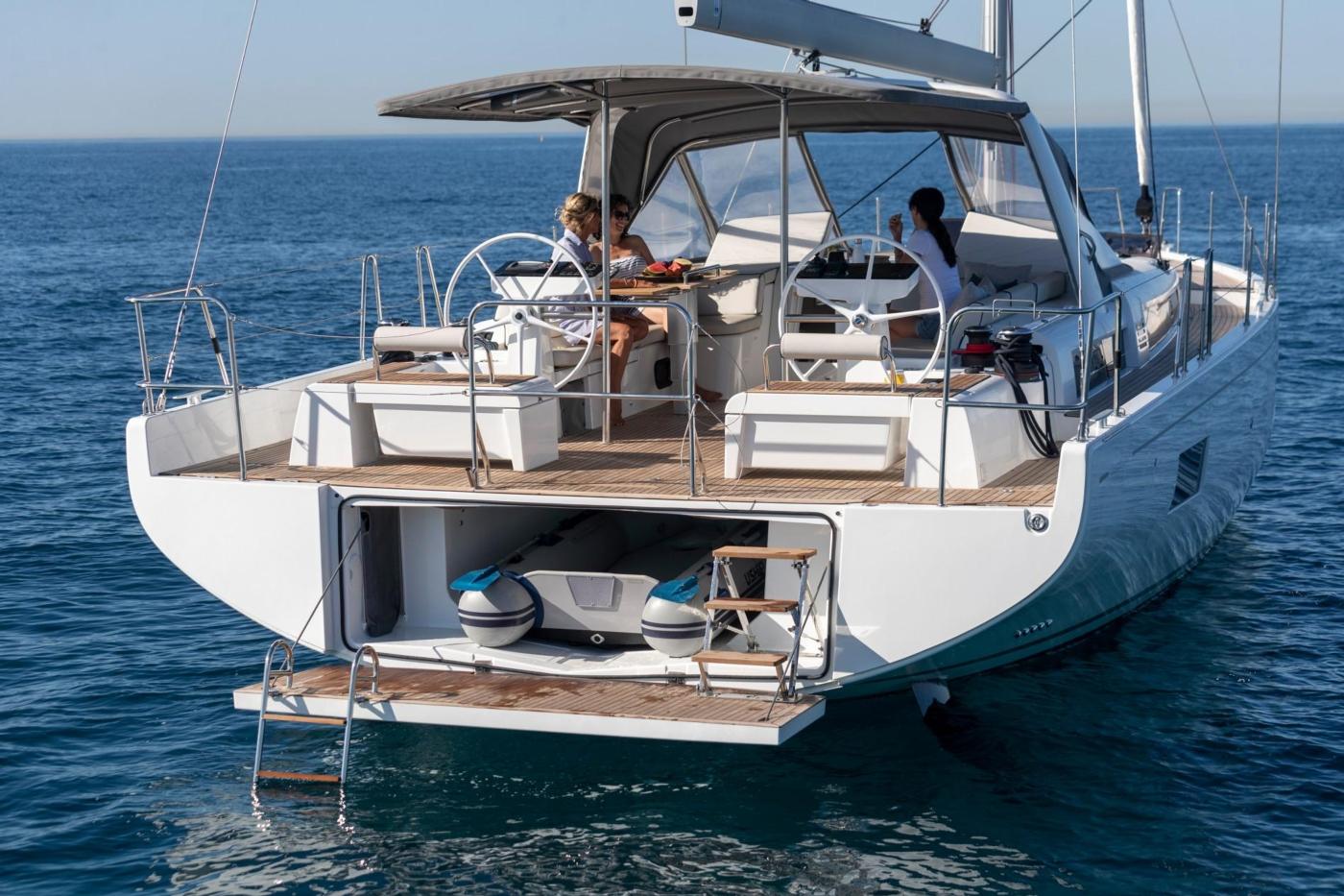 2021 Beneteau Ocean Yacht 54,