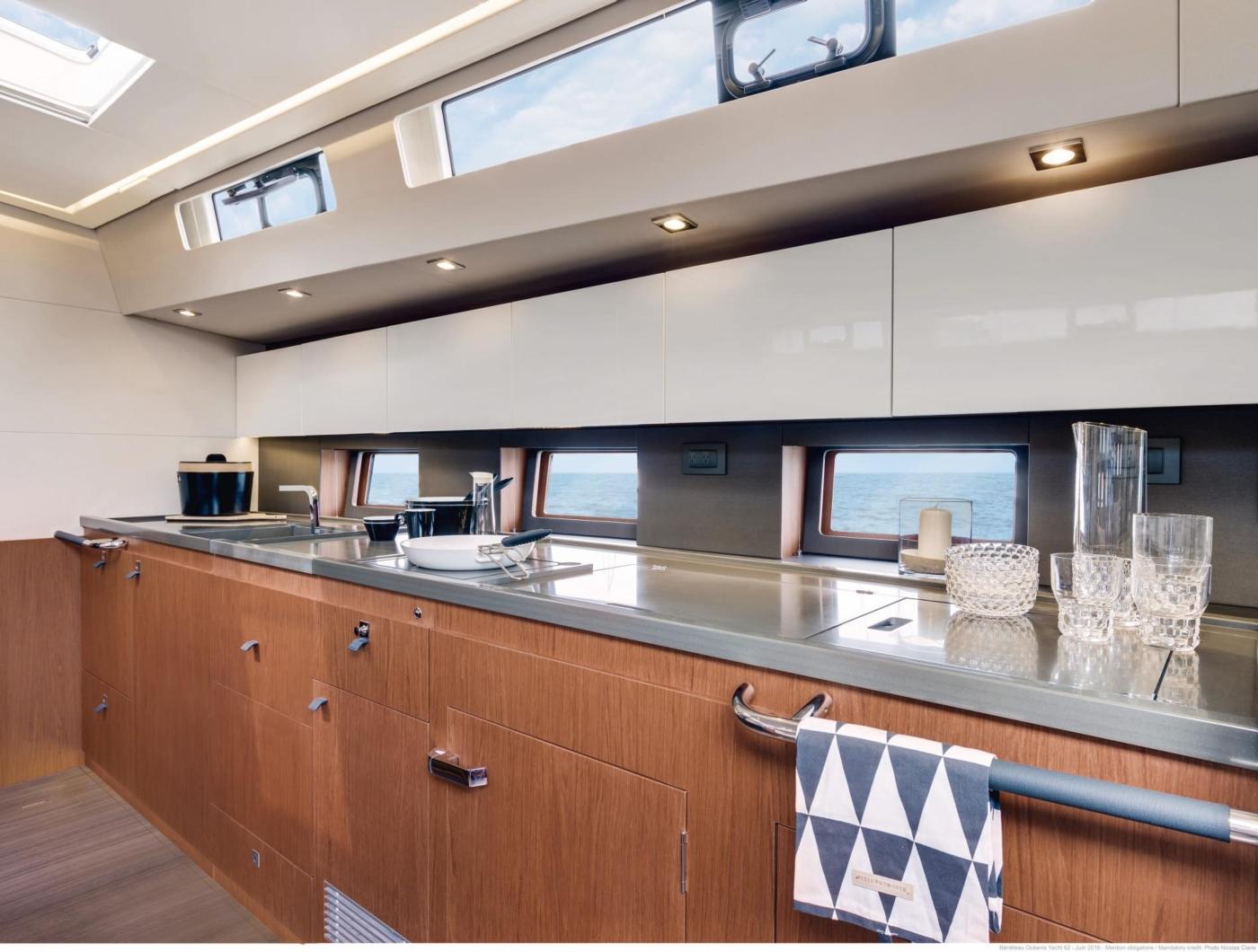 2021 Beneteau Ocean Yacht 62,