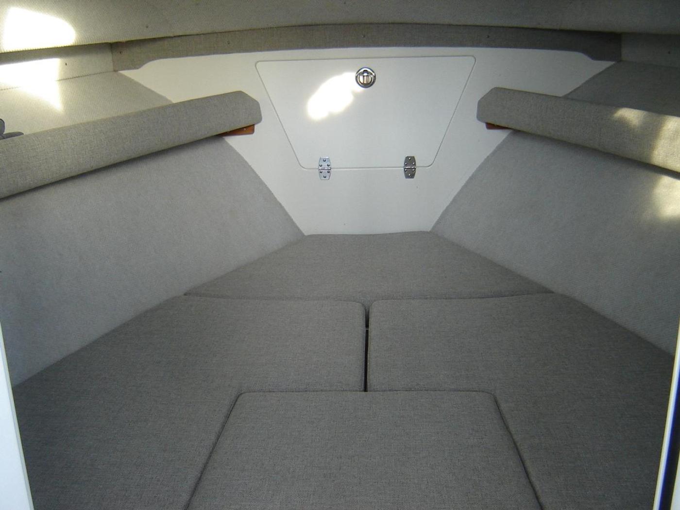 2019 Monaro 235 Sport, Comfortable Cuddy Cabin