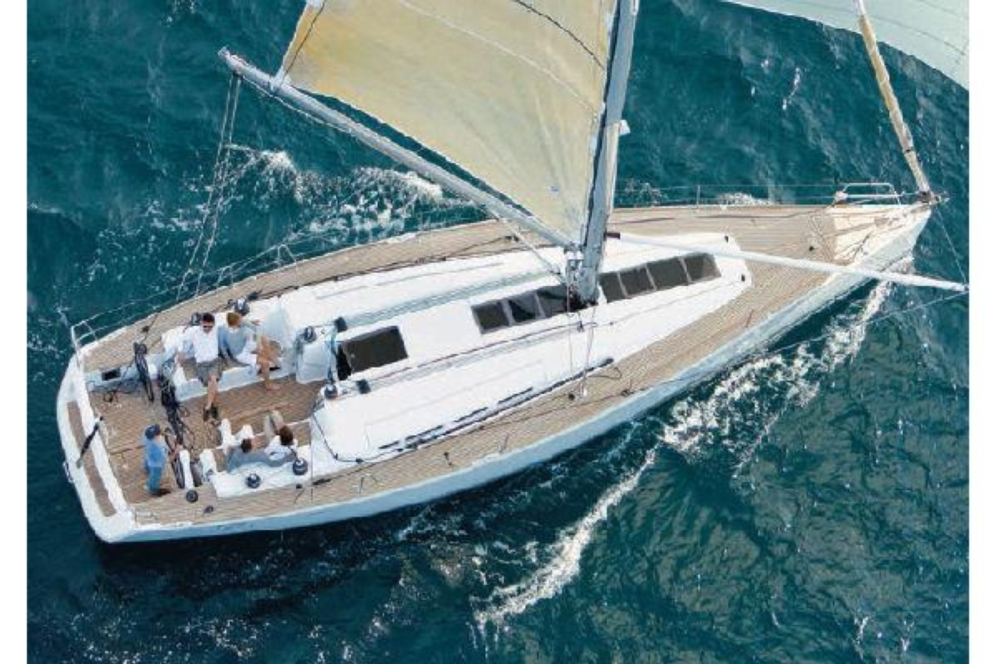 2012 Beneteau First 45, Manufacturer Provided Image