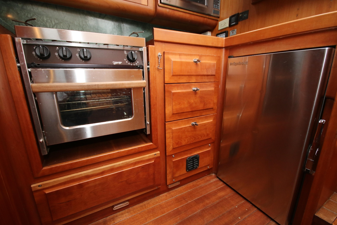 2008 Gorbon 53 Pilothouse,