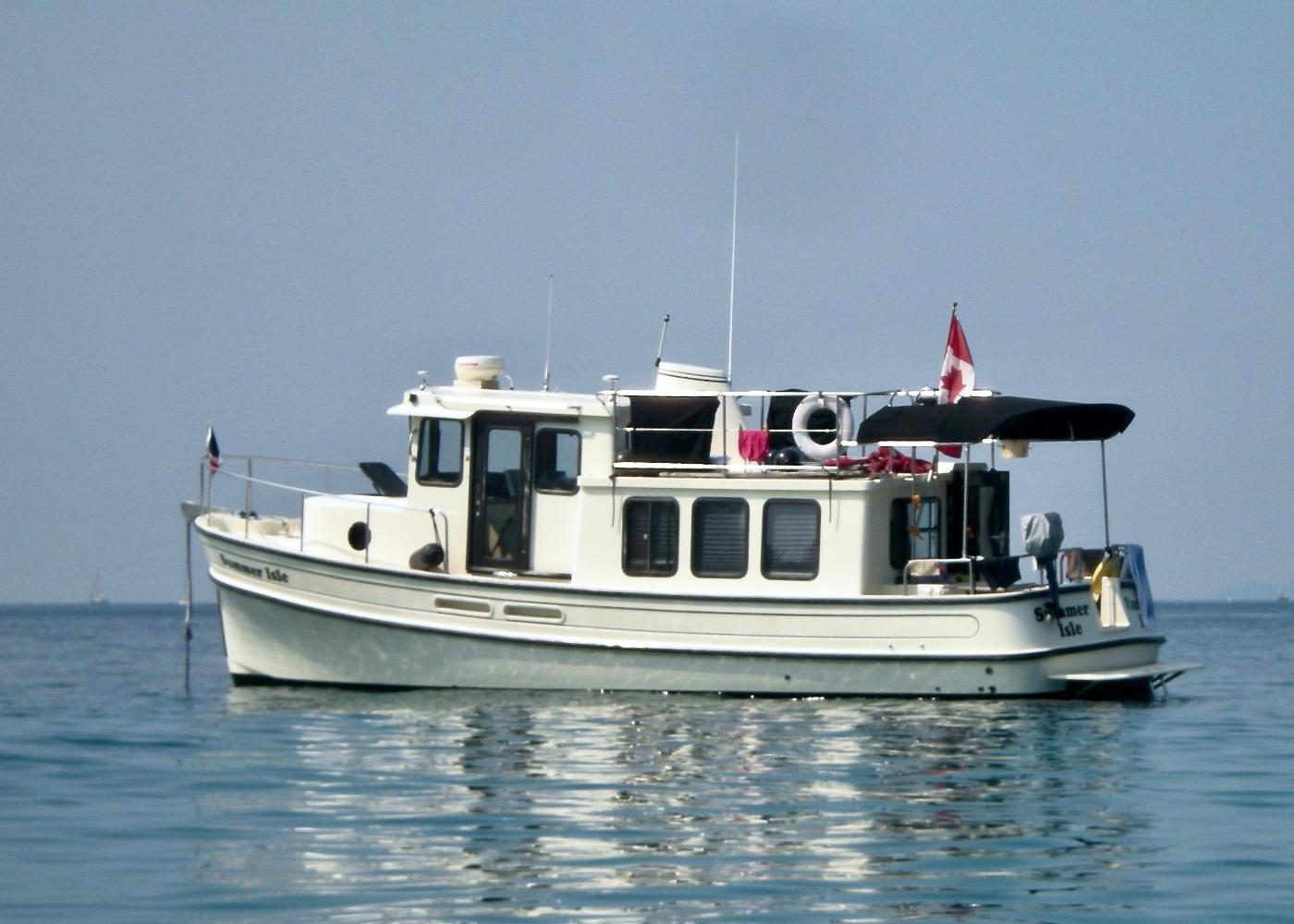 2001 Nordic Tugs 32 Pilothouse, St. Tropez, France