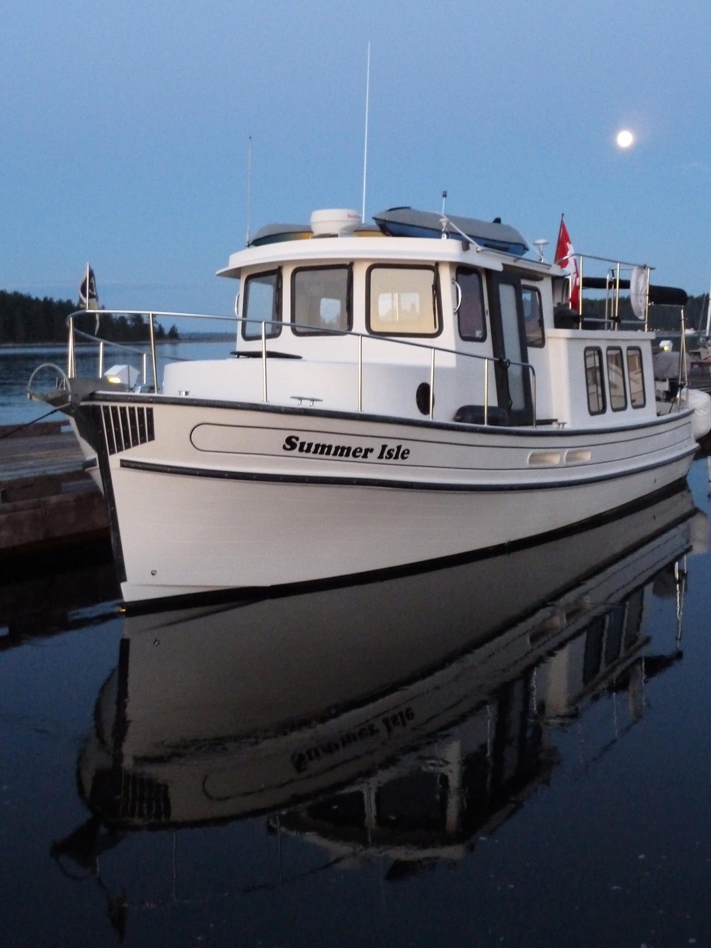 2001 Nordic Tugs 32 Pilothouse, Gulf Islands, Canada