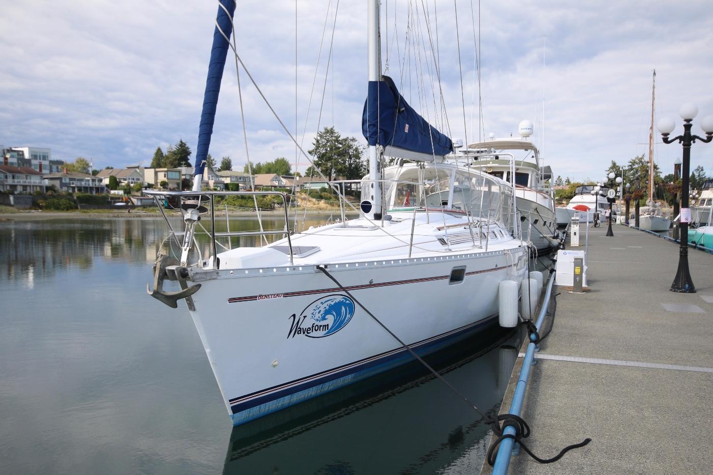 1995 Beneteau Oceanis 445,