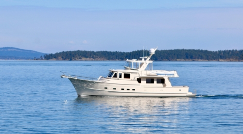 Fleming 58 Pilothouse In Stock 2019