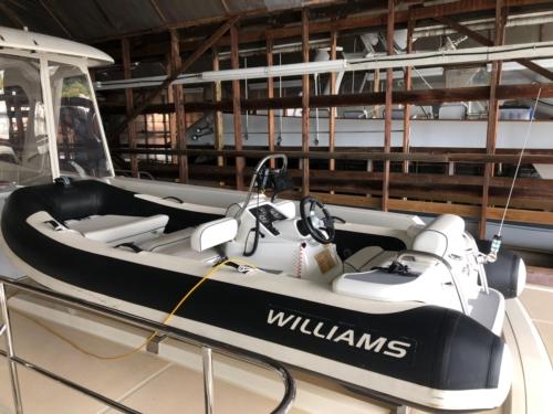 Williams Jet Tenders Turbo Jet 385
