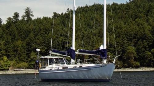 Tanton 45 Offshore