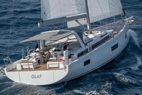 Beneteau Ocean Yacht 54
