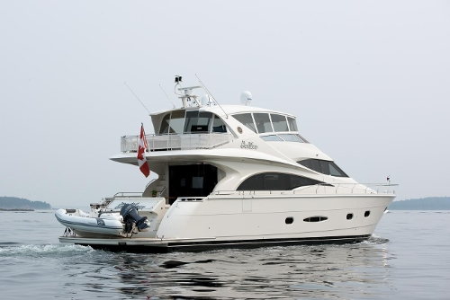 Marquis Motor Yacht