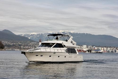 Bayliner 5788 Pilot House Motoryacht 1998