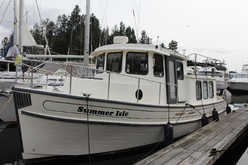 Nordic Tugs 32 Pilothouse