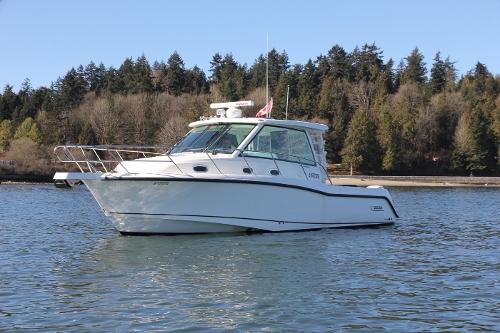 Boston Whaler 345 Conquest 2017