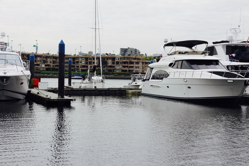 yacht slip