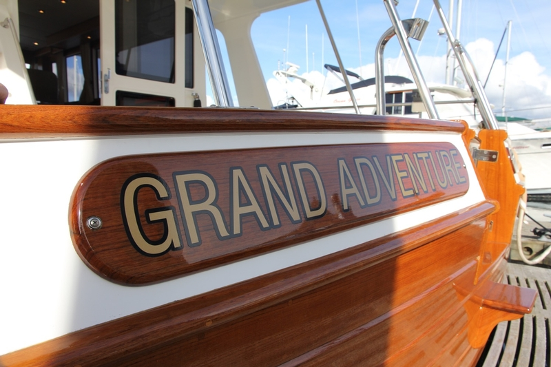 Thumbnail of Boat named Grand Adventure