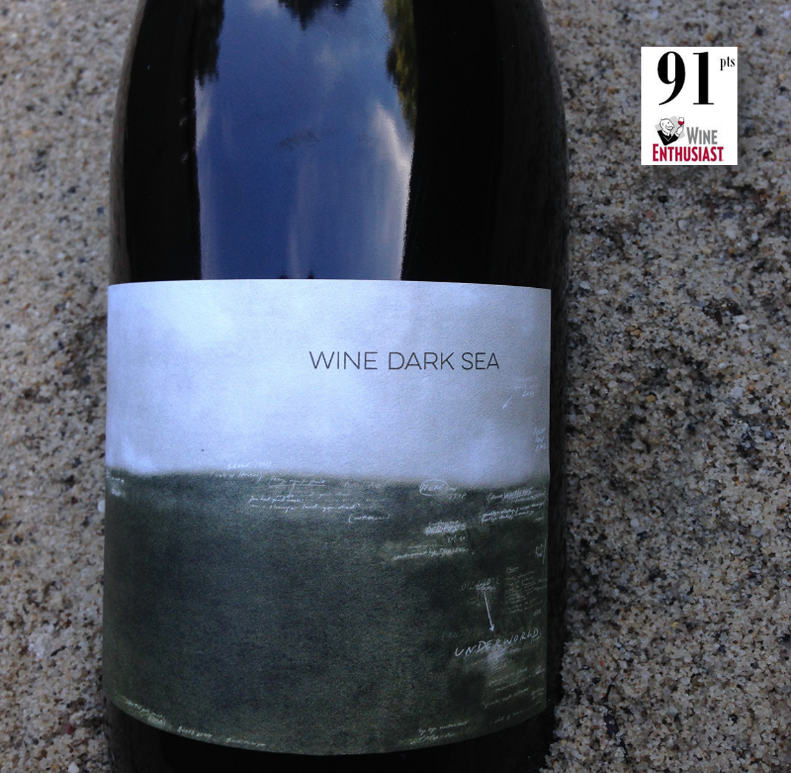 2016 Wine Dark Sea Sonoma Coast Pinot Noir