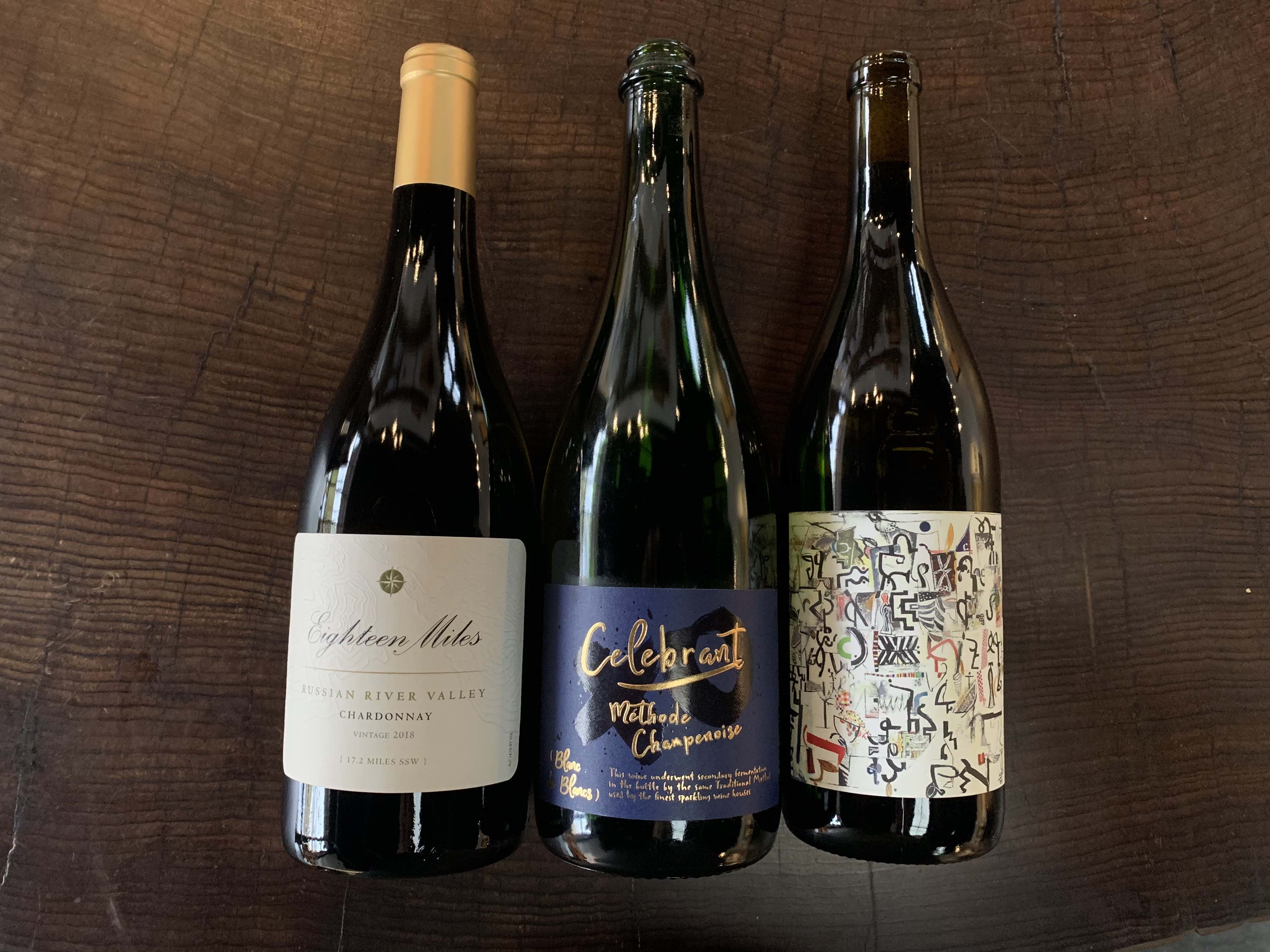 GrapeSeed Chardonnay 3-pack