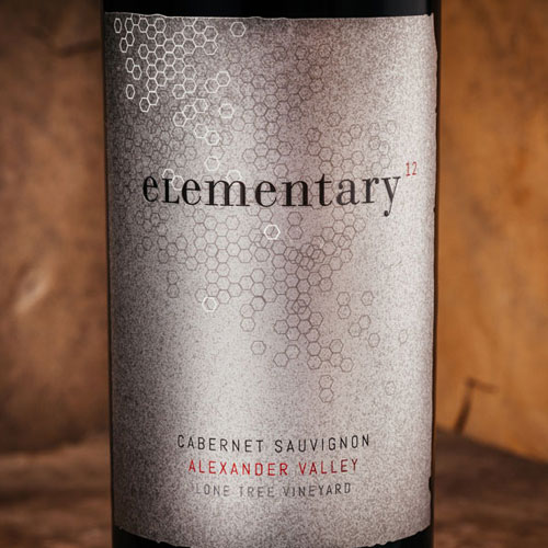2016 Elementary by Nick Goldschmidt Alexander Valley Cabernet Sauvignon Lone Tree Vineyard