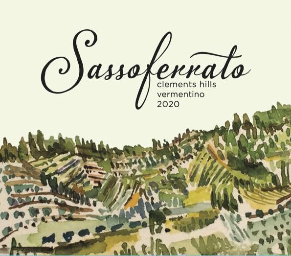 2020 Sassoferrato by Matt Smith Clements Hills Vermentino