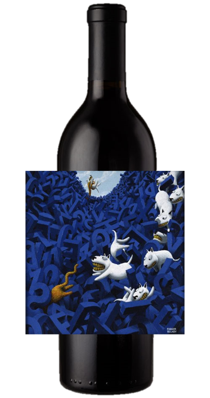 2014 Gallery Collection, Hunt the Wumpus, Cabernet Sauvignon