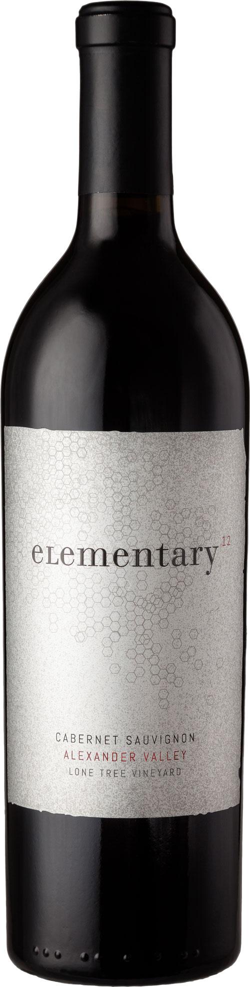 2015 Elementary by Nick Goldschmidt Alexander Valley Cabernet Sauvignon Yeoman Vineyard