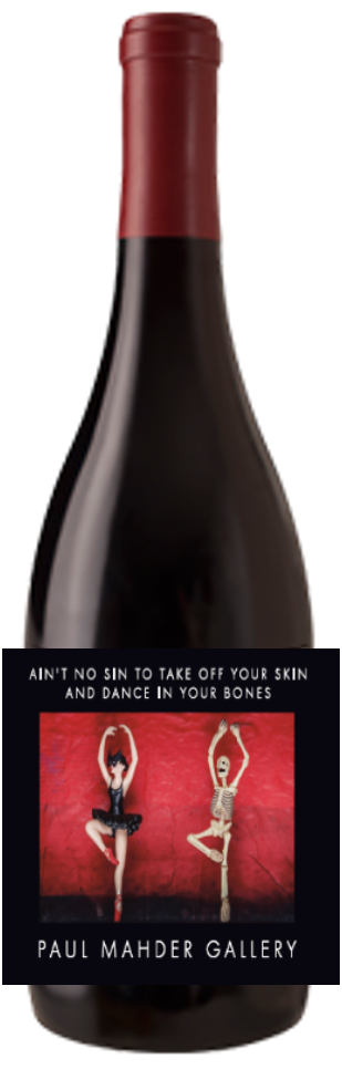 2015 Gallery Collection #3, Ain't No Sin, Alexander Valley Petite Sirah