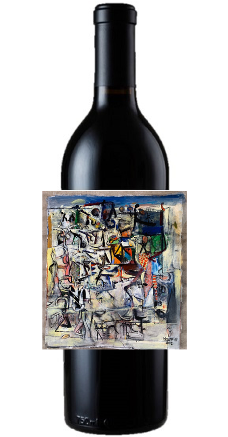 2017 Gallery Collection #4, American Jazz III, Sonoma Vly Zinfandel