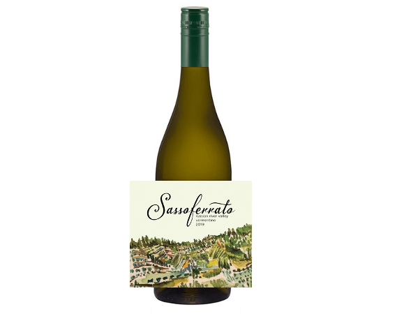 2019 Sassoferrato by Matt Smith Russian River Valley Vermentino