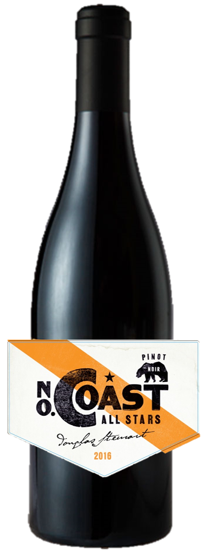 2016 North Coast All Stars Lichen Estate Pinot Noir