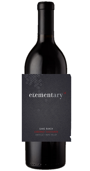 2015 Elementary by Nick Goldschmidt Oakville Napa Valley Cabernet Sauvignon Game Ranch