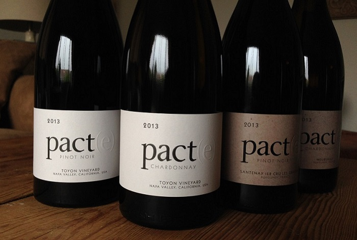 Pact(e) Collection 4 bottle set