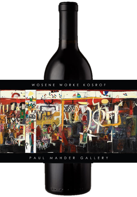 2013 Gallery Collection, Addis Renaissance, Napa Valley Cabernet Sauvignon