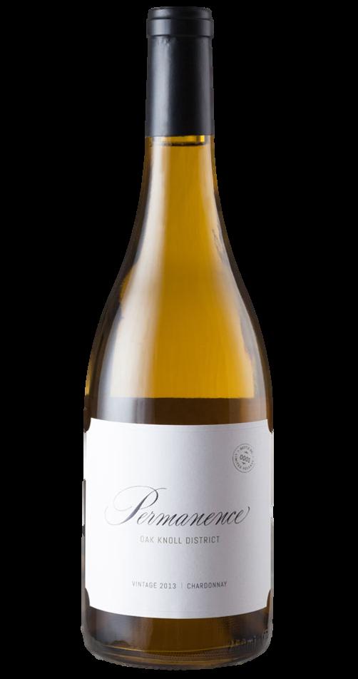 2013 Chardonnay Permanence Oak Knoll