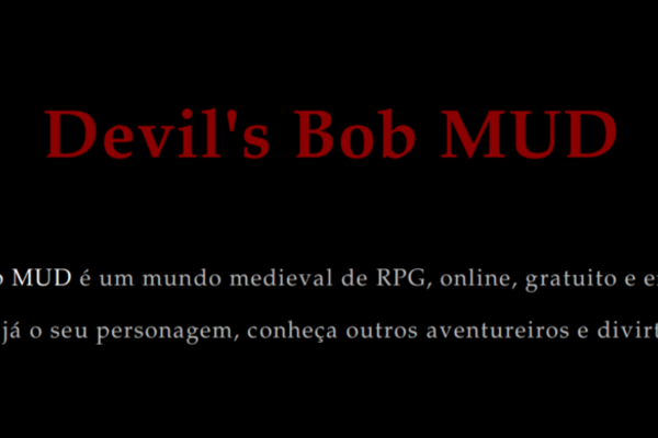 Devil's Bob MUD Cover Image