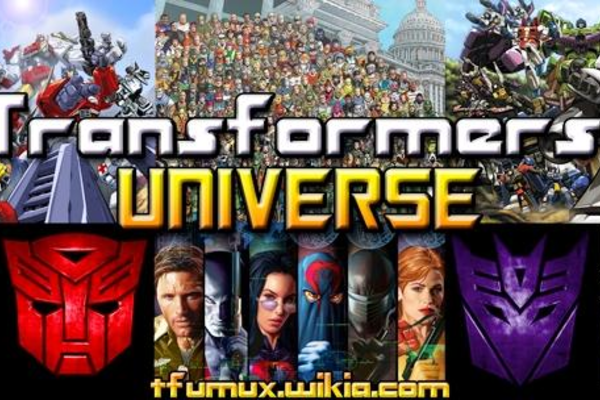 Transformers Universe MUX Cover Image